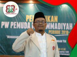 Download Grafis Milad Pemuda Muhammadiyah 88