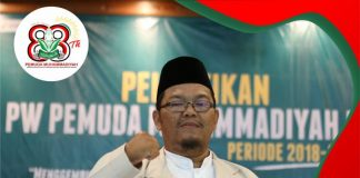 Download Grafis Milad Pemuda Muhammadiyah 88